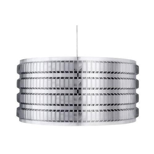 Beliani Lampa wisząca srebrna amusa (4260602371106)