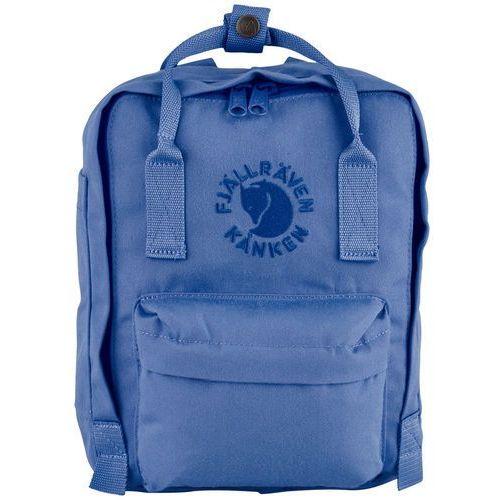 re-kånken mini plecak niebieski 2017 plecaki szkolne i turystyczne marki Fjällräven