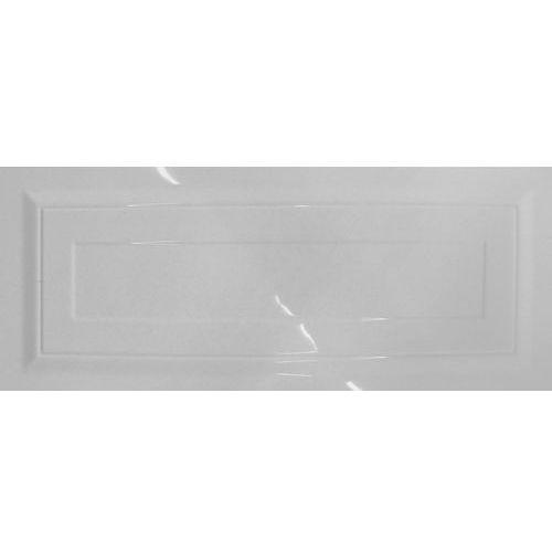 Tubądzin Royal palace white 2 str. 29,8×74,8 gat ii