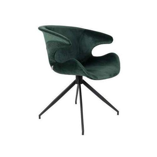 :: krzesło mia zielone - zielony marki Zuiver