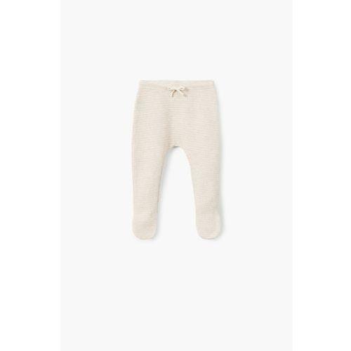 Mango kids - spodnie piżamowe niemowlęce 62-74 cm