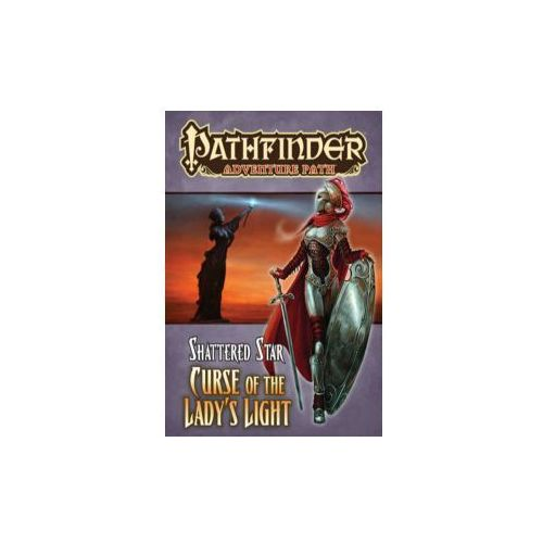 Pathfinder Adventure Path: Shattered Star Part 2 - Curse of the Lady's Light (9781601254597)