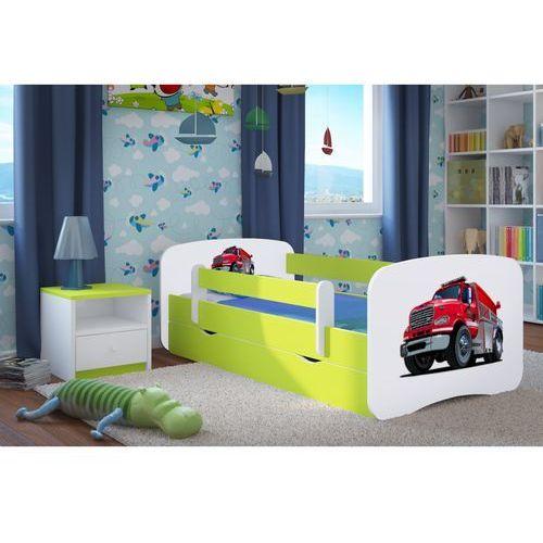 Łóżko dziecięce Kocot-Meble BABYDREAMS SUPER STRAŻ Kolory Negocjuj Cenę