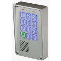 Radbit Cyfrowy domofon wielorodzinny z szyfratorem kec-4 nt mini gd36