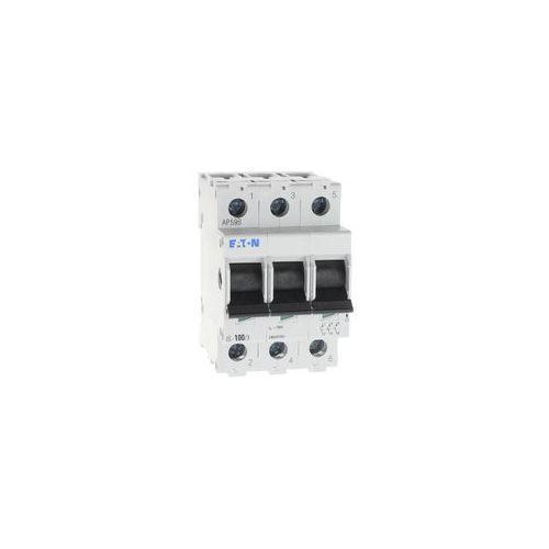 Eaton Rozłącznik izolacyjny modułowy is 3p 100a 240-415v 276284  electric (9007912419464)