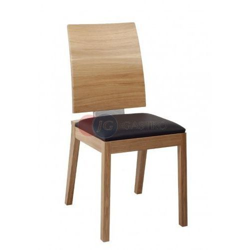 Paged Krzesło bez podłokietnika dąb a-terra