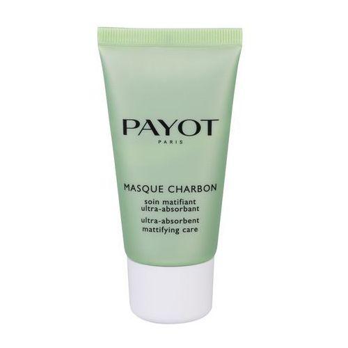 Payot pate grise masque charbon maseczka do twarzy 50 ml dla kobiet