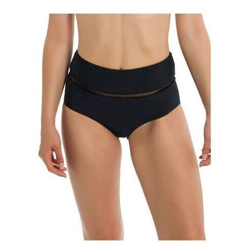 strój kąpielowy BENCH - Full Coverage Bottom Black Beauty (BK11179) rozmiar: L, 1 rozmiar