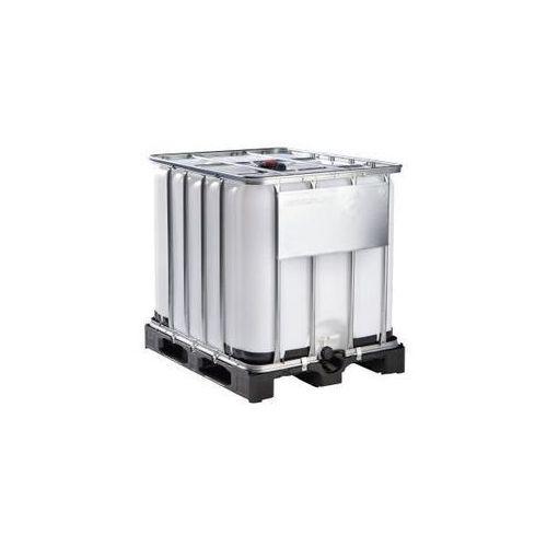 Zbiornik transportowy i magazynowy IBC na palecie z tworzywa, poj. 600 l, wersja