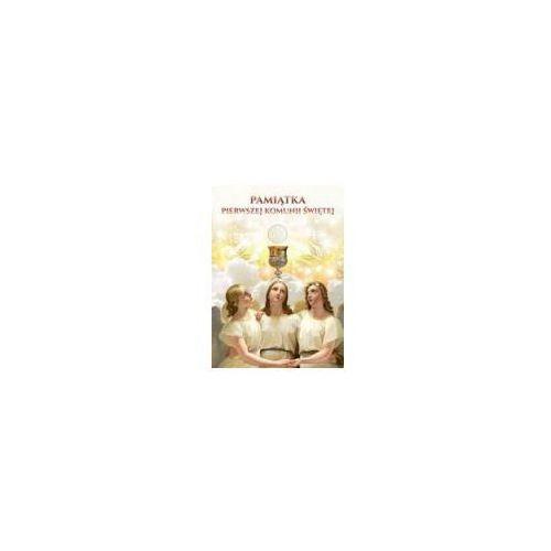 Pamiątka Pierwszej Komunii Świętej (9788380770089)