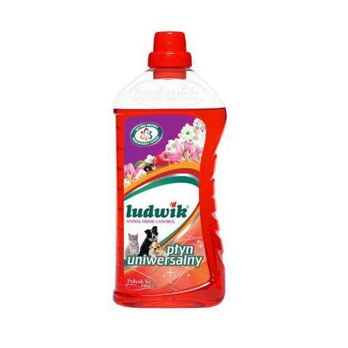 Inco-veritas Ludwik 1l animal odor control płyn uniwersalny do mycia