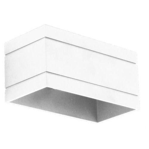 Kinkiet Quado DELUXE B biały - Biały