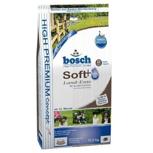 Bosch Plus Soft Kaczka&Ziemniaki 2,5 kg