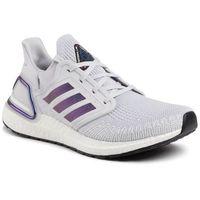 Buty adidas - Ultraboost 20 EG0695 Dshgry/Blvime/Cblack, w 3 rozmiarach