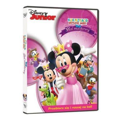 Klub Przyjaciół Myszki Miki. Bal maskowy (DVD) (5907610738116)