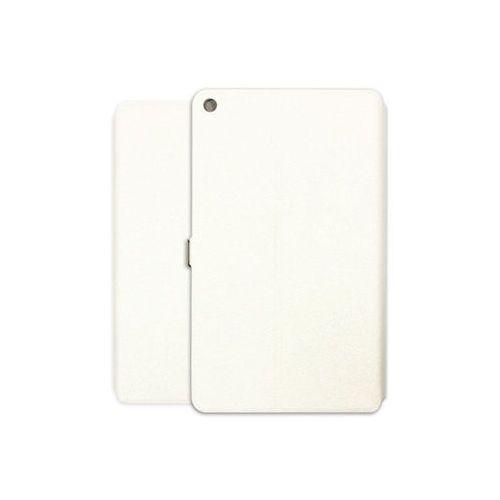 Huawei MediaPad T3 8.0 - etui na tablet Wallet Book - biały, kolor biały