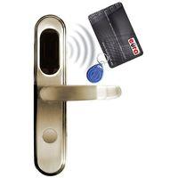 Szyld zamka elektromechanicznego - elh-20b9/brass marki Eura-tech
