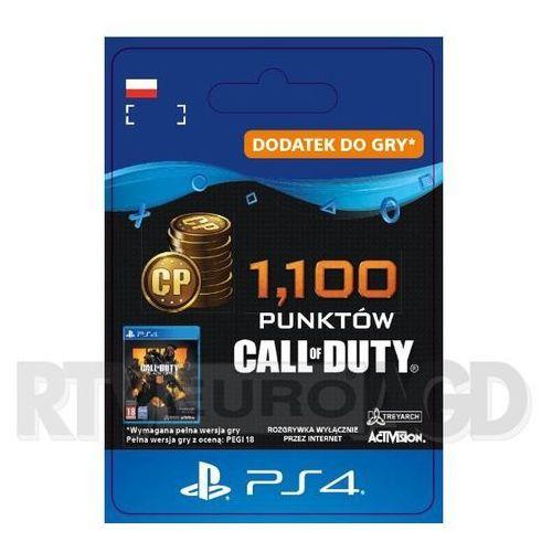 Call of Duty: Black Ops IV - 1100 punktów [kod aktywacyjny] PS4 (0000006201466)