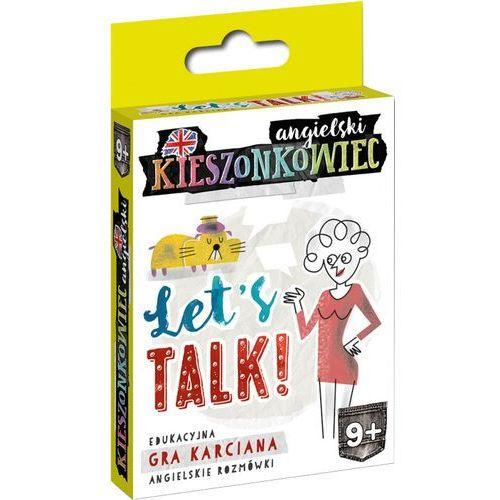 Kieszonkowiec angielski Let's Talk (9+) - Dorota Kondrat