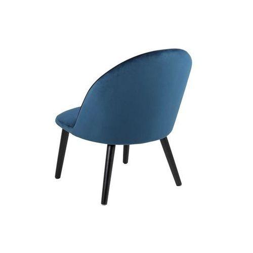 Krzesło Manley VIC navy blue/ granatowe ACTONA, kolor niebieski
