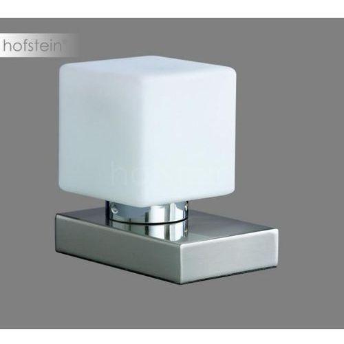 Trio 5900 lampa stołowa Nikiel matowy, 1-punktowy - Dworek - Obszar wewnętrzny - TILL - Czas dostawy: od 2-3 tygodni (4017807108057)