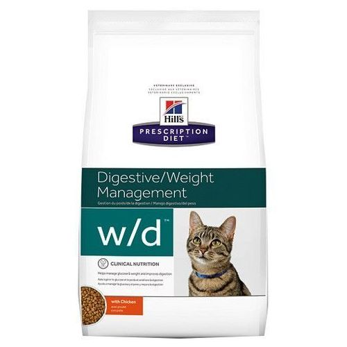 Hill's Prescription Diet w/d Feline 5kg, 616 (1913335)
