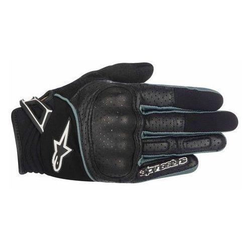 Rękawiczki Alpinestars PERFORMANCE black steel-grey 1566015-1061