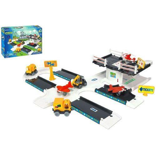 Wader Kid cars 3d - baza lotnicza - . darmowa dostawa do kiosku ruchu od 24,99zł (5900694533509)