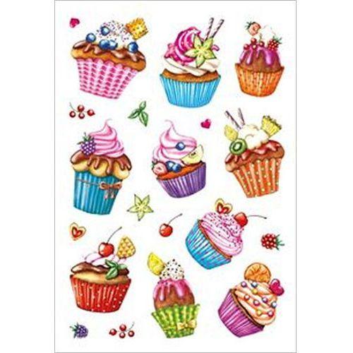 Herma Naklejki  decor 3387 ciasteczka, muffinki x1