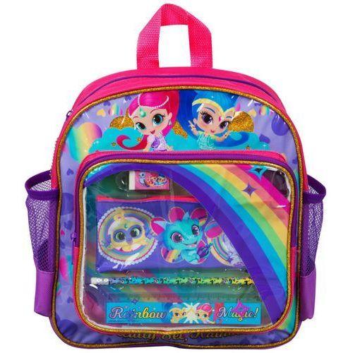 Plecak z wyposażeniem shimmer i shine marki Sambro
