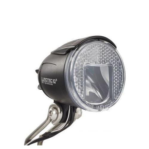 Busch + müller lumotec iq cyo r n plus dynamo rowerowe srebrny lampy na dynamo (4006021005761)