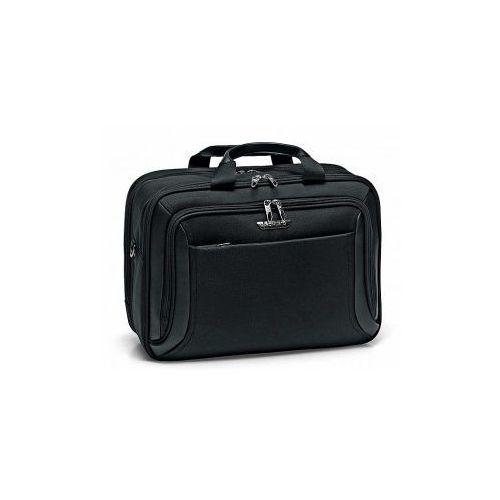 """teczka/ torba pc 15,6"""" z kolekcji biz 2.0 2 komory materiał nylon marki Roncato"""