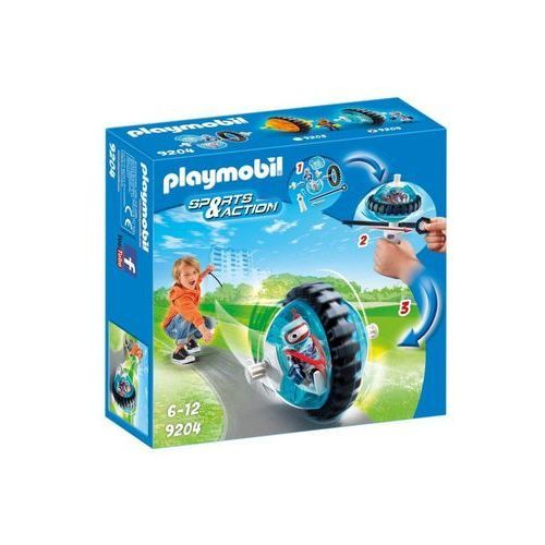 Playmobil SPORTS & ACTION Speed roller blue 9204