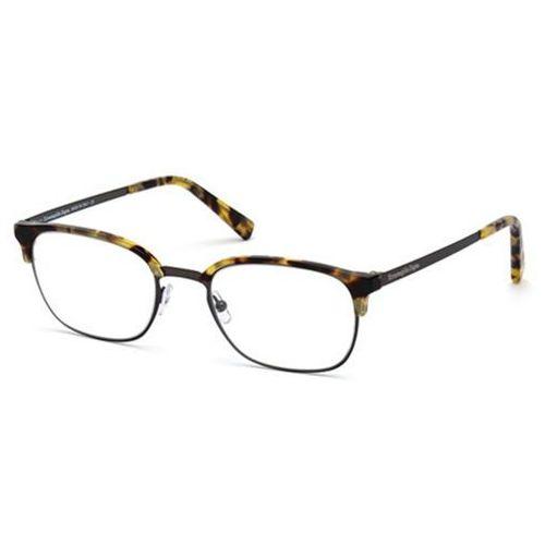 Ermenegildo zegna Okulary korekcyjne ez5016 055