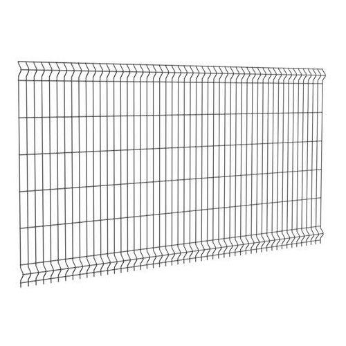 Panel ogrodzeniowy eco 103 x 250 cm oczko 7,5 x 20 cm antracyt marki Polargos