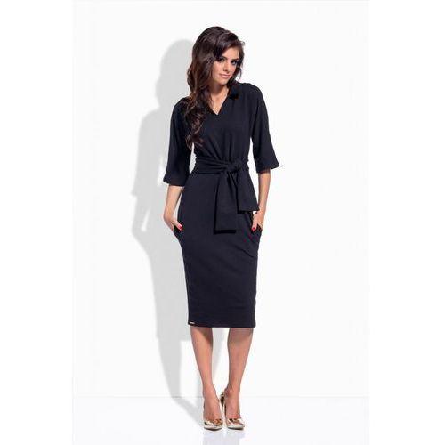 Lemoniade L155 czarna sukienka