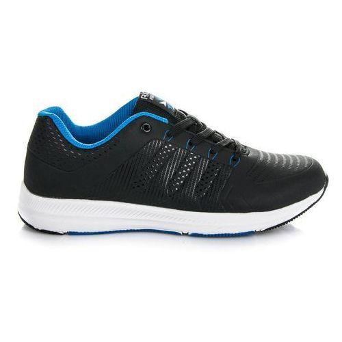 Czarne buty sportowe, 1 rozmiar