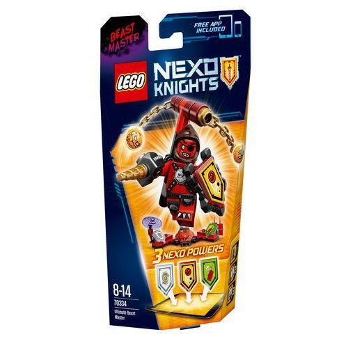 70334 WŁADCA BESTII Ultimate Beast Master KLOCKI LEGO NEXO KNIGHTS