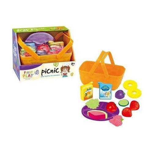 Koszyk z miękkimi owocami i warzywami marki Askato