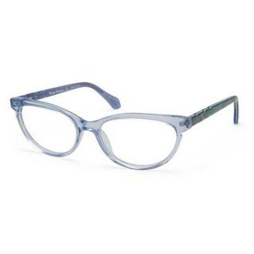 Vivienne westwood Okulary korekcyjne vw 298 03