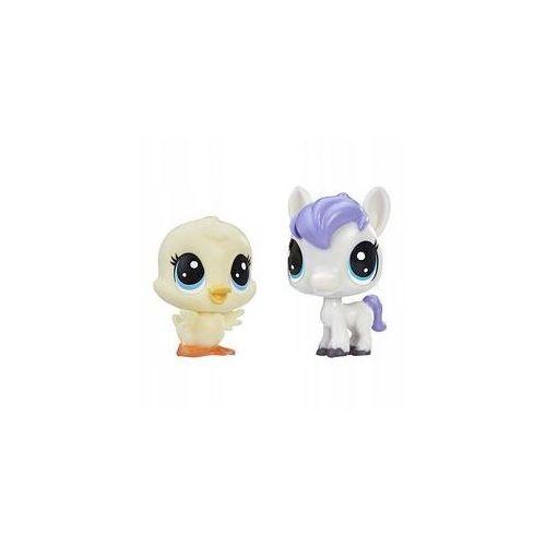 Dwupak figurek Littlest Pet Shop Hasbro (Horse), B9389 E0950