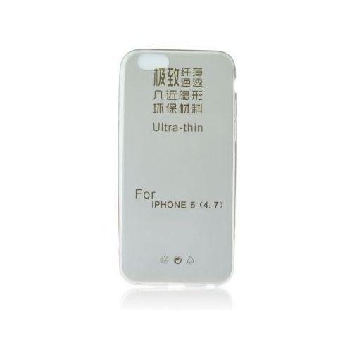 Futerał Back Case 0,3mm - IPHONE 6 transparentny, back03_i6