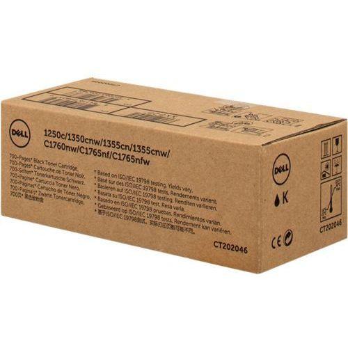 Dell toner black xkp2p, trnff, 4r4g5, 593-11144 / 593-11020