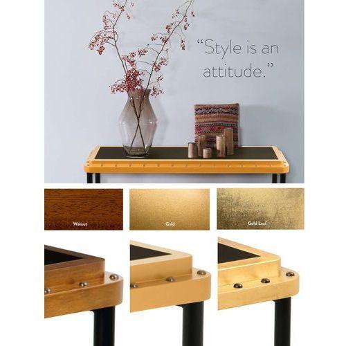 ace stolik boczny- antyczny złoty- s mf170gl marki Authentic models