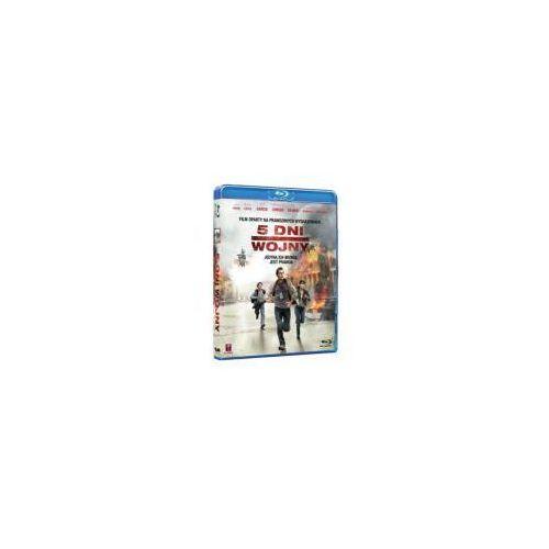 5 dni wojny (Blu-ray). Najniższe ceny, najlepsze promocje w sklepach, opinie.