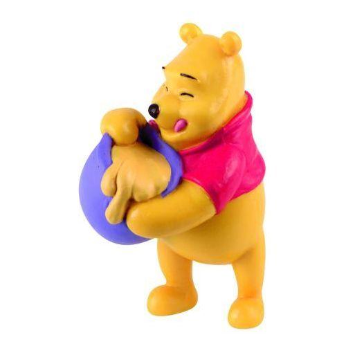 Bullyland 12340 kubuś puchatek -kubuś z miodkiem 6,5cm (bl12340) marki Disney