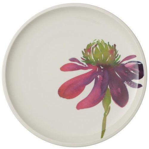 - talerz płaski artesano flower art 27 cm marki Villeroy&boch