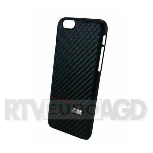 BMW Etui faceplate do iPhone 6/6S, czarny (BMHCP6MCC) Darmowy odbiór w 20 miastach! z kategorii Futerały i pokrowce do telefonów