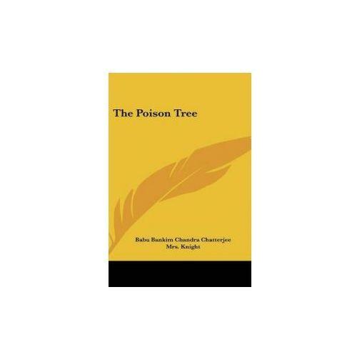 THE POISON TREE, książka z kategorii Literatura obcojęzyczna