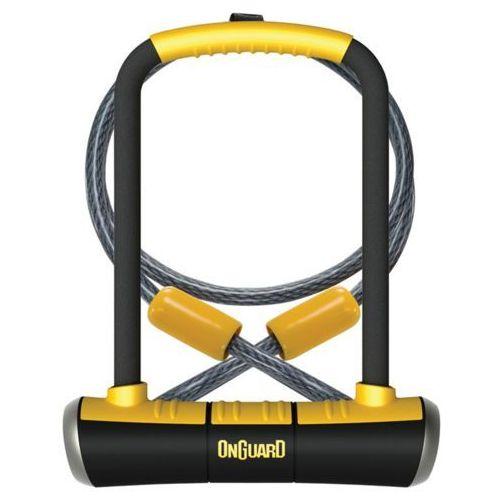 Onguard pitbull dt 8005 zapięcie typu u-lock 115x230 mm Ø14 mm ż u-locki (7290001280058)